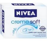 Nivea Creme Soft krémové toaletní mýdlo 100 g