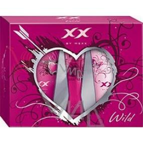 Mexx XX Wild toaletní voda 20 ml + sprchový gel 2 x 50 ml, dárková sada