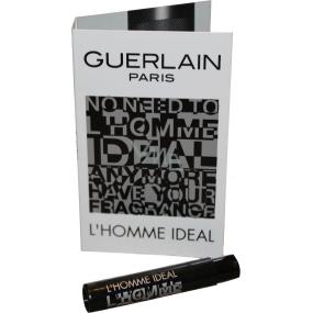 Guerlain L Homme Ideal toaletní voda pro muže 1 ml s rozprašovačem, Vialka