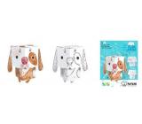 Monumi 3D Pes v vymalování +/- 15,5 cm, 5+