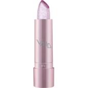 Essence Crystal Power Lipstick rtěnka 01 Be Happy 3,5 g