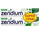 Zendium BioFresh zubní pasta s fluorem přináší až 12 hodin svěžejšího dechu, bojuje proti zápachu z úst 2 x 75 ml, doupack