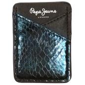 Pepe Jeans for Him Pouzdro - kapsička na telefon na doklady 9 x 6,5 cm