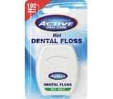 Beauty Formulas Dentální dentální zubní nit s mátou voskovaná 100 metrů