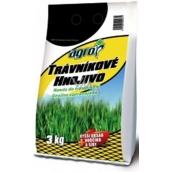 Agro Trávníkové hnojivo pro zdravě zelený a odolný trávník 3 kg