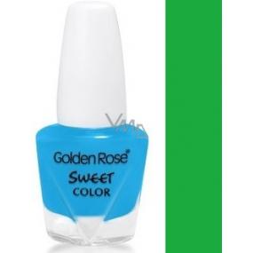 Golden Rose Sweet Color mini lak na nehty 81 5,5 ml
