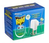 Raid elektrický odpařovač s eukalyptovým olejem proti komárům 45 nocí strojek + náplň 27 ml