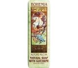Bohemia Alfons Mucha Art Nouveau Oliva a citrus toaletní mýdlo 125 g