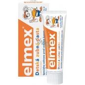Elmex Zubní pasta pro děti 50 ml