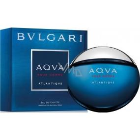 Bvlgari Aqva pour Homme Atlantiqve toaletní voda 100 ml