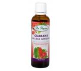 Dr. Popov Guarana (Paulinie nápojná), originální bylinné kapky pro duševní a fyzickou vitalitu. Doplněk stravy 50 ml
