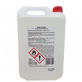 Zenit Anti-covid Dezinfekční přípravek osobní hygieny - dezinfekce rukou 5 l