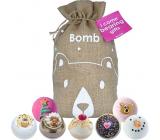 Bomb Cosmetics I Come Bearing Gifts mix balistiků 7 x 160 g, kosmetická sada