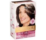 Loreal Paris Excellence Creme barva na vlasy 5 hnědá světlá