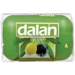 Dalan Olive Oil glycerinové toaletní mýdlo 100 g