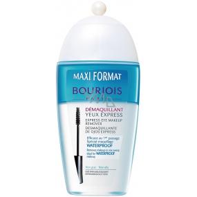 Bourjois Express Eye Make-up Remover speciální expresní odličovač na oči pro voděodolné přípravky 200 ml