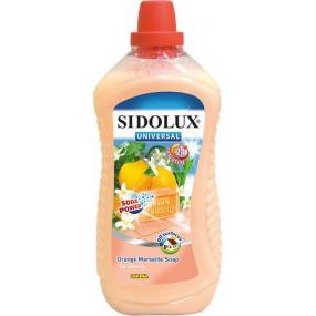 Sidolux Universal Soda Power Pomerančové Marseillské mýdlo univerzální mycí prostředek 1 l