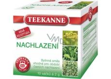 Teekanne Nachlazení bylinný čaj nálevové sáčky 10 x 2 g