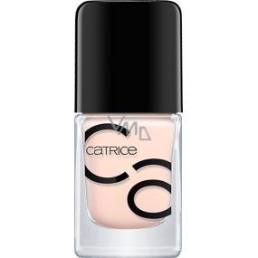 Catrice ICONails Gel Lacque lak na nehty 22 100% Cotton 10,5 ml