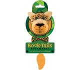 If Book Tails Bookmarks Provázková záložka Jaguár 90 x 65 x 210 mm