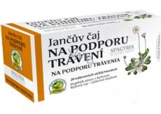 Jančův čaj na podporu trávení 20 x 1 g
