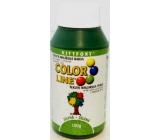 Kittfort Color Line tekutá malířská barva Zelená 100 g