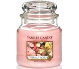 Yankee Candle Fresh Cut Roses - Čerstvě nařezané růže vonná svíčka Classic střední sklo 411 g