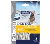 Dr. Clauders Dental - zubní svačinka Kuře pro psy malé plemeno 80 g