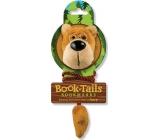 If Book Tails Bookmarks Provázková záložka Méďa 90 x 65 x 210 mm