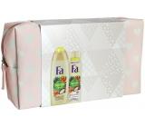 Fa Brazilian Vibes Amazonia Spirit deodorant sprej pro ženy 150 + sprchový gel 250 ml + etue, kosmetická sada