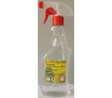 Ecoliquid Antiviral antiseptic dezinfekční roztok, účinná dezinfekce, rozprašovač 500 ml