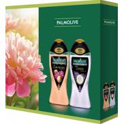 Palmolive Aroma Sensations So Luminous sprchový gel 250 ml + Feel Loved sprchový gel 250 ml, kosmetická sada