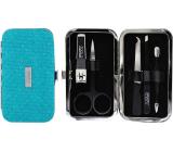 Gabriella Salvete Tools Manicure Kit Blue manikúra 5 dílná sada tyrkysová