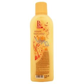 Bohemia Herbs Med a Kozí mléko krémové tekuté mýdlo 1 l