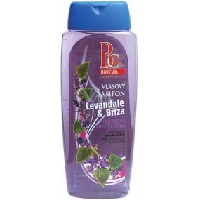 Bohemia Levandule a Bříza šampon na vlasy 300 ml