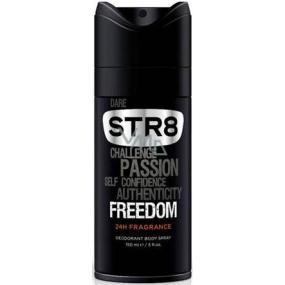 Str8 Freedom deodorant spray pro muže 150 ml