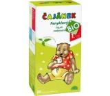 Liftea Čajánek Bio Fenyklový bylinný čaj při nadýmání pro děti 20 x 2 g