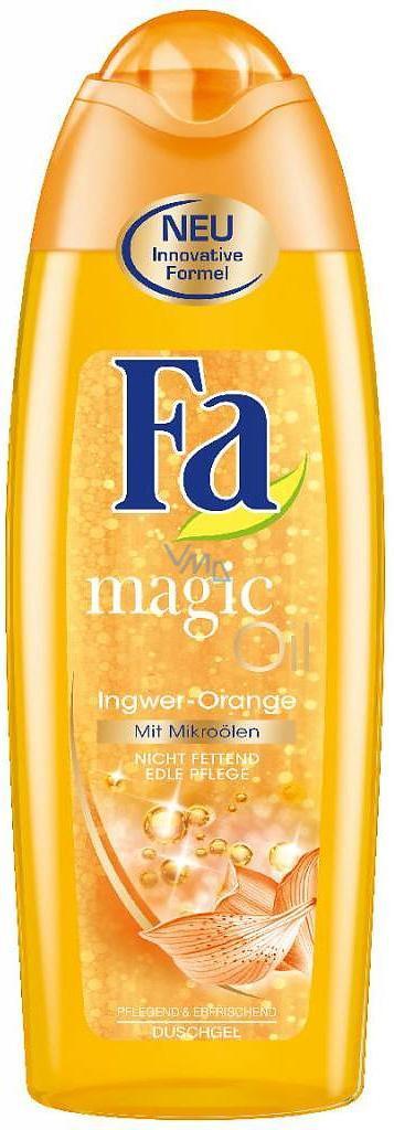 Fa Magic Oil Ginger Orange sprchový gel 250 ml