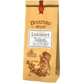 Grešík Devatero bylin Ledvinový bylinný čaj sypaný 50 g
