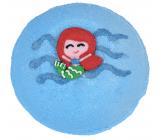 Bomb Cosmetics Mořská panna - Mermaid For Each Other Šumivý balistik do koupele 160 g
