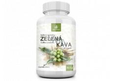 Allnature Zelená Káva bylinný extrakt ke zvýšení metabolismu a kapacity vytrvalostního výkonu doplněk stravy 60 kapslí