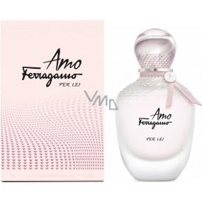 Salvatore Ferragamo Amo Ferragamo Per Lei parfémovaná voda pro ženy 30 ml