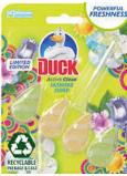 Duck Active Clean Jasmine Jump WC závěsný čistič s vůní 38,6 g