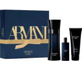 Giorgio Armani Code Men toaletní voda 75 ml + toaletní voda 15 ml + sprchový gel 75 ml, dárková sada