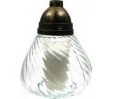 Lima Lampa skleněná Hřbitovní Váza 300 g