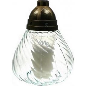 Lima Lampa skleněná Hřbitovní Váza 400 g