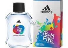 Adidas Team Five voda po holení 100 ml