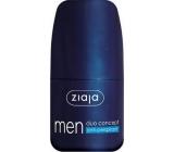 Ziaja Men Duo Concept kuličkový antiperspirant deodorant roll-on pro muže 60 ml