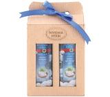 Bohemia Gifts Dead Sea Mrtvé moře, Extrak z mořských řas a solí sprchový gel 250 ml + šampon na vlasy 250 ml, kosmetická sada