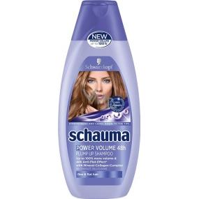 Schauma Power Volume 48H šampon pro větší objem jemných a zplihlých vlasů 250 ml
